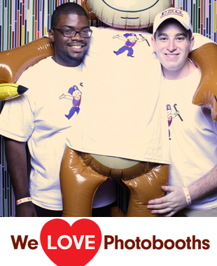 PA Photo Booth Image from 200 Houston Hall University of Pennsylvania,  in Philadelphia, PA
