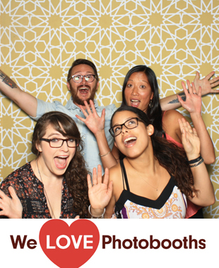 The Glasshouses Photo Booth Image