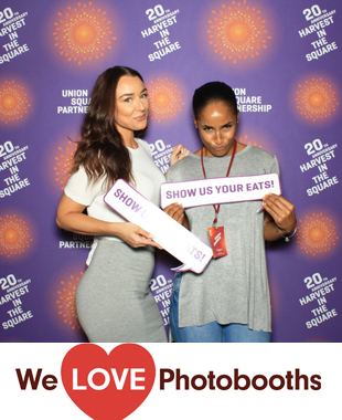 Union Square Park Photo Booth Image