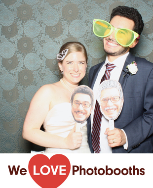 The Montauk Club Photo Booth Image