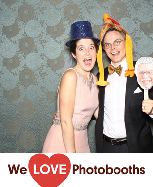 NY Photo Booth Image from The Montauk Club in Brooklyn, NY