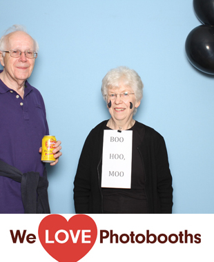 PA  Photo Booth Image from Moo in Ottsville, PA