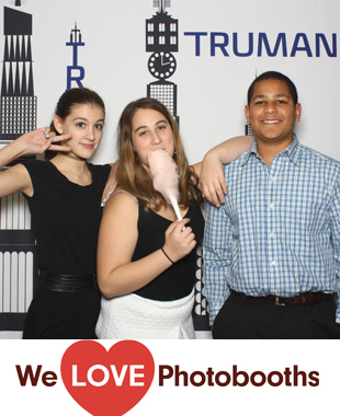 NJ Photo Booth Image from The Maplewood Tennis Club in Maplewood, NJ