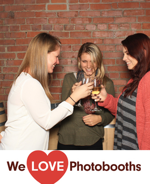 New Liberty Distillery Photo Booth Image