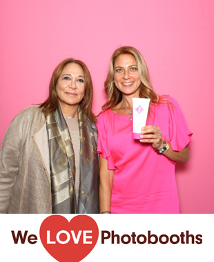 NY  Photo Booth Image from Peter Thomas Roth Labs in New York, NY
