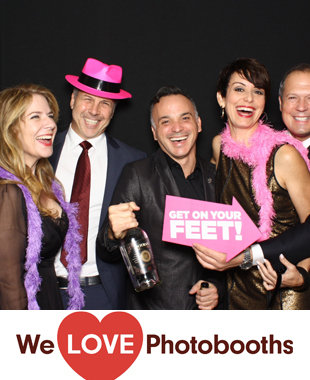 Marriott Marquis Times Square Photo Booth Image