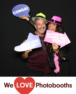 NY Photo Booth Image from Marriott Marquis Times Square in New York, NY