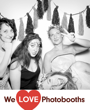 NY Photo Booth Image from The Wooly in New York, NY