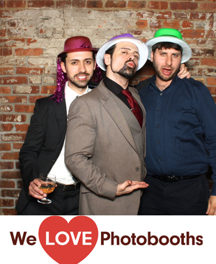 NY  Photo Booth Image from Frankie's in Brooklyn, NY