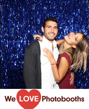 New York  Photo Booth Image from Studio 151 in New York, New York