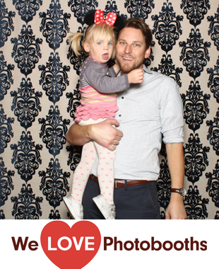 NY  Photo Booth Image from Blue Water Grill in New York , NY