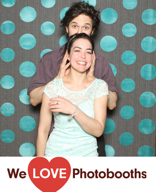 NY Photo Booth Image from Congregation Beth Elohim in Brooklyn, NY