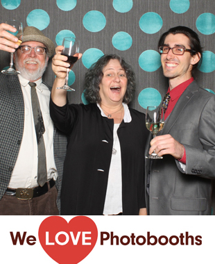 Congregation Beth Elohim Photo Booth Image