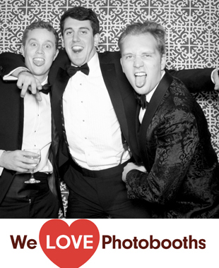 NY Photo Booth Image from Downtown Association in New York, NY