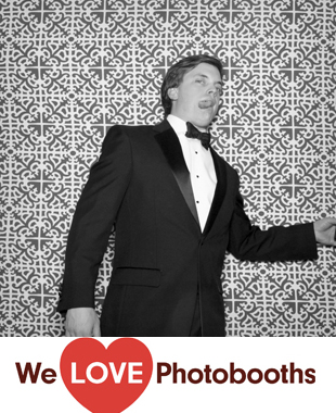 Downtown Association Photo Booth Image