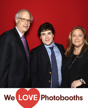 New York  Photo Booth Image from NYU Kimmel Center in New York , New York