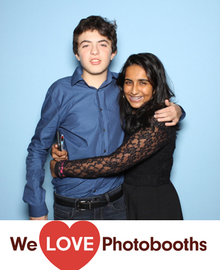 Arena NYC Photo Booth Image