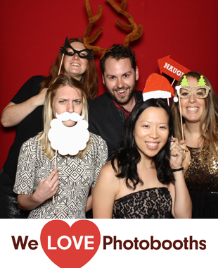 Ginny's Supper Club Photo Booth Image