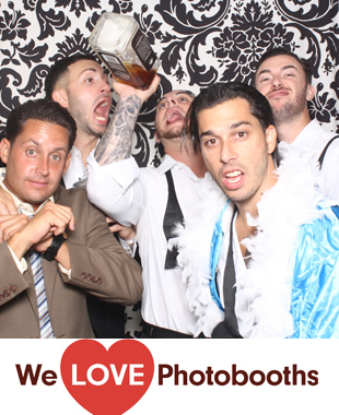NY Photo Booth Image from The Garden City Hotel in Garden City, NY