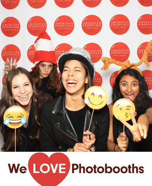 NY Photo Booth Image from Studio Arte in New York, NY