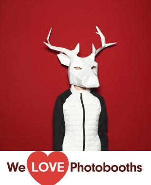 Studio Photo Booth Image