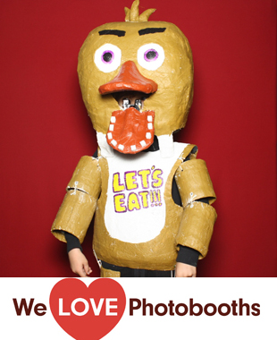 New Jersey Photo Booth Image from Studio in Lambertville, New Jersey