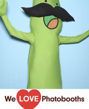 Borough of Manhattan Community College Photo Booth Image