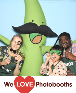Ny Photo Booth Image from Borough of Manhattan Community College in New York, Ny