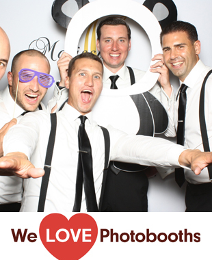 VIP Country Club Photo Booth Image