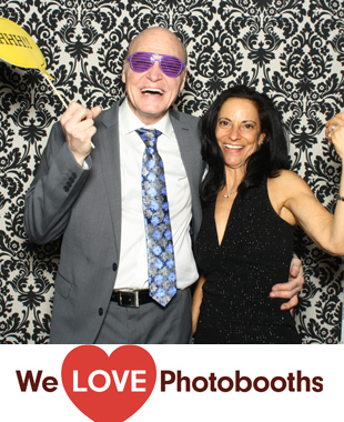 New York Photo Booth Image from Three Sixty in New York, New York