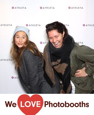 Athleta Flatiron Photo Booth Image
