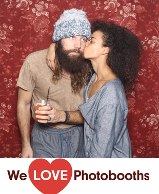 Poverty Row Loft Photo Booth Image