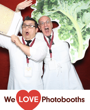 NY Photo Booth Image from The Institute of Culinary Education in New York, 3rd Fl, NY
