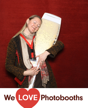 The Institute of Culinary Education Photo Booth Image