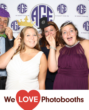 NJ Photo Booth Image from Preakness Hills Country Club in Wayne, NJ