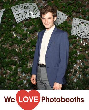 Aurora Photo Booth Image