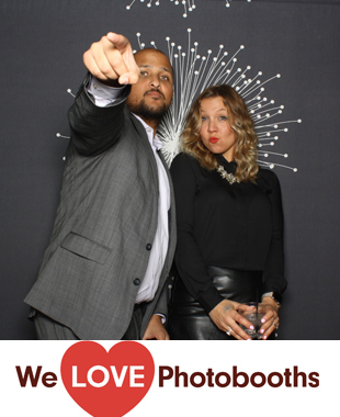 The Attic Photo Booth Image