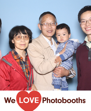 Institute for Advanced Study, Simons Hall Photo Booth Image