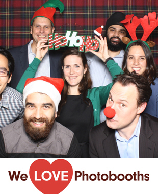The New York Palace Hotel Photo Booth Image