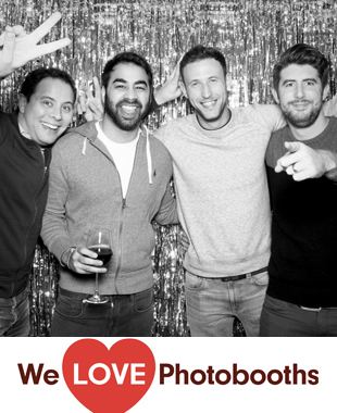 NY Photo Booth Image from Workhouse NYC in New York, NY