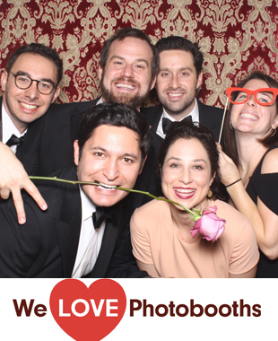 The Plaza - Grand Ballroom Photo Booth Image
