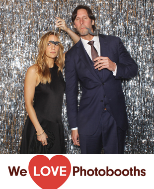 Blue HIll at Stone Barns Photo Booth Image