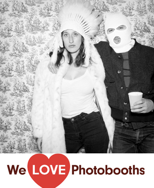 NY Photo Booth Image from Square Design Inc. in Brooklyn, NY