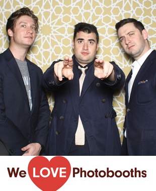 NY Photo Booth Image from Gansevoort Market in New York, NY