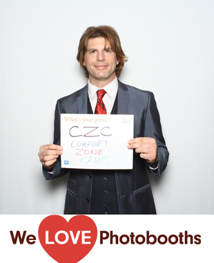 New York Life Headquarters Photo Booth Image