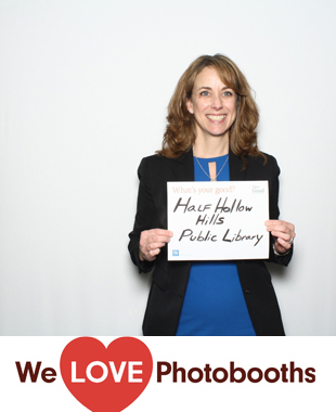 NY Photo Booth Image from New York Life Headquarters in New York, NY