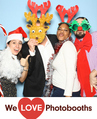 New York Photo Booth Image from A+E Networks in New York, New York