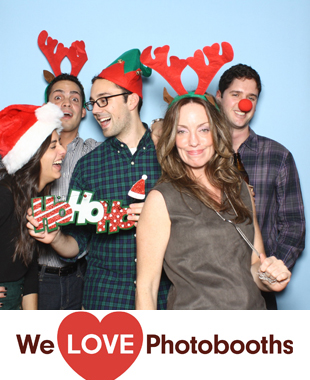 A+E Networks Photo Booth Image