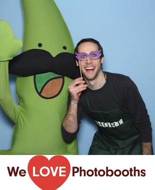 NY Photo Booth Image from Temple Israel of the City of New York in New York, NY