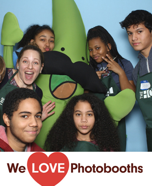Temple Israel of the City of New York Photo Booth Image